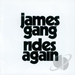 James Gang - Rides Again CD Cover Art