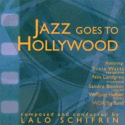 Schifrin, Lalo - Jazz Goes to Hollywood CD Cover Art