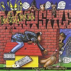 Snoop Dogg - Doggystyle CD Cover Art