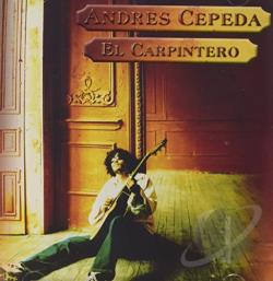 Cepeda, Andres - El Carpintero CD Cover Art