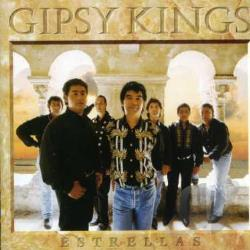 Gipsy Kings - Estrellas CD Cover Art