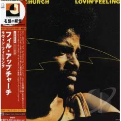 Upchurch, Phil - Lovin' Feeling CD Cover Art