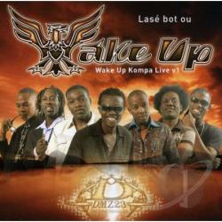 Wake Up - Lase Bot Ou CD Cover Art