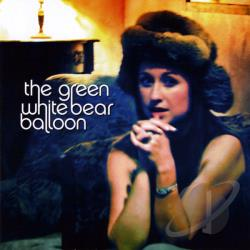 Green - White Bear Balloon CD Cover Art