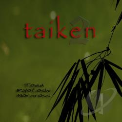 Norcross, Todd - Taiken 2 CD Cover Art