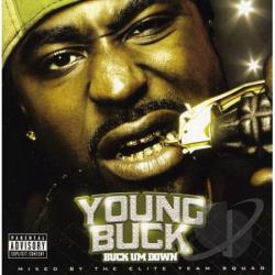 Young Buck - Buck Em Down CD Cover Art