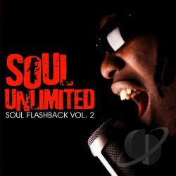 Soul Unlimited - Soul Flashback2 CD Cover Art