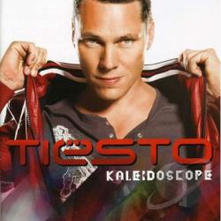 Tiesto - Kaleidoscope CD Cover Art