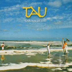 # / Tau - Garden of Tiki CD Cover Art