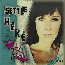 Wooten, Paulette - Settle Here CD Cover Art