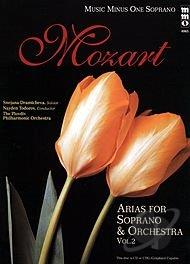 Plovdiv Philharmonic - Mozart Arias Soprano/Orch#2 CD Cover Art