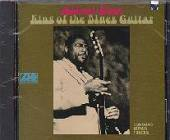 King, Albert - King of the Blues Guitar CD Cover Art