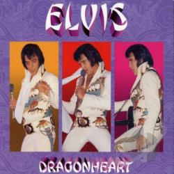 Presley, Elvis - Dragon Heart CD Cover Art