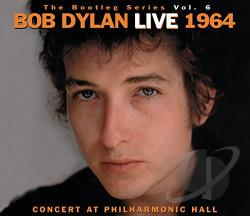 Dylan, Bob - Bootleg Series Vol. 6: Bob Dylan Live 1964 CD Cover Art
