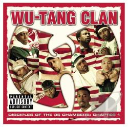 Wu-Tang Clan - Disciples of the 36 Chambers: Chapter 1 CD Cover Art