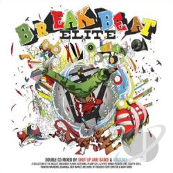 Breakbeat Elite CD Cover Art