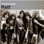 Ratt - Essentials: Ratt DB Cover Art