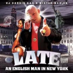 Late - Englishman In New York CD Cover Art