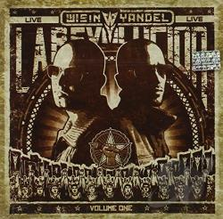 Wisin & Yandel - La Revolucion Live, Vol. 1 CD Cover Art