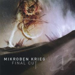 Mikroben Krieg - Final Cut CD Cover Art