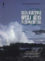 Plovdiv Philharmonic - Bass Baritone Arias W/Orch 2 CD Cover Art