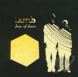 Lamb - Fear of Fours CD Cover Art