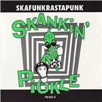 Skankin' Pickle - Skafunkrastpunk CD Cover Art
