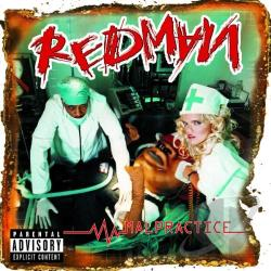 Redman - Malpractice CD Cover Art