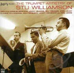 Williamson, Stu - Trumpet Artistry Of Stu Williamson CD Cover Art