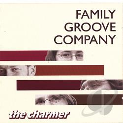 Family Groove Company - Charmer CD Cover Art