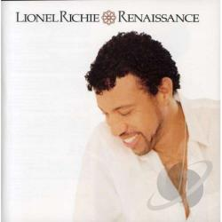 Richie, Lionel - Renaissance CD Cover Art