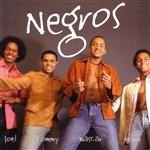 Negros - Negros CD Cover Art