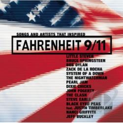 Music Inspired By Fahrenheit 9 / 11 CD Cover Art