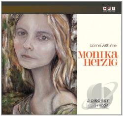 Herzig, Monika - Come with Me CD Cover Art