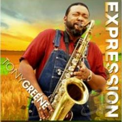 Greene, Tony - Expression CD Cover Art