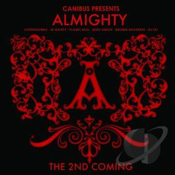 Canibus - Almighty: The 2nd Coming CD Cover Art