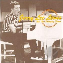 Lewis, Jerry Lee - 25 All-Time Greatest Sun Recordings CD Cover Art