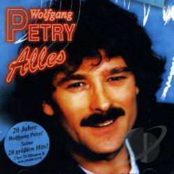 Petry, Wolfgang - Alles CD Cover Art
