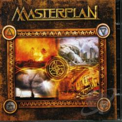 Masterplan - Masterplan CD Cover Art