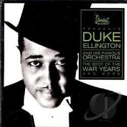 Ellington, Duke - Best of the War Years CD Cover Art