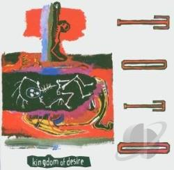 Toto - Kingdom Of Desire CD Cover Art