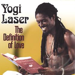 Laser, Yogi - Definition Of Love CD Cover Art