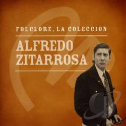 Zitarrosa, Alfredo - Coleccion Microfon Folclore CD Cover Art