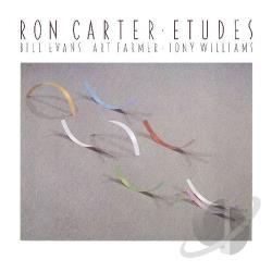 Carter, Ron - Etudes CD Cover Art