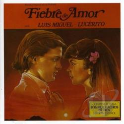 Miguel, Luis - Fiebre de Amor CD Cover Art