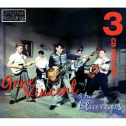 Vincent, Gene - Gene Vincent & His Bluecaps CD Cover Art