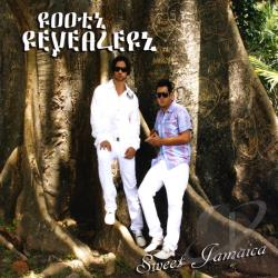 Roots Revealers - Sweet Jamaica CD Cover Art