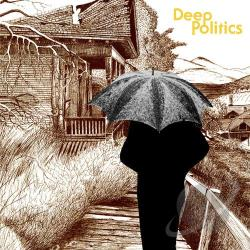 Grails - Deep Politics LP Cover Art