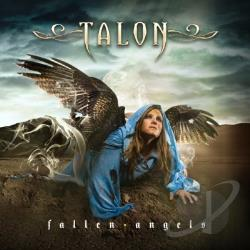 Talon - Fallen Angels CD Cover Art