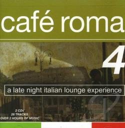 Cafe Roma 4 CD Cover Art